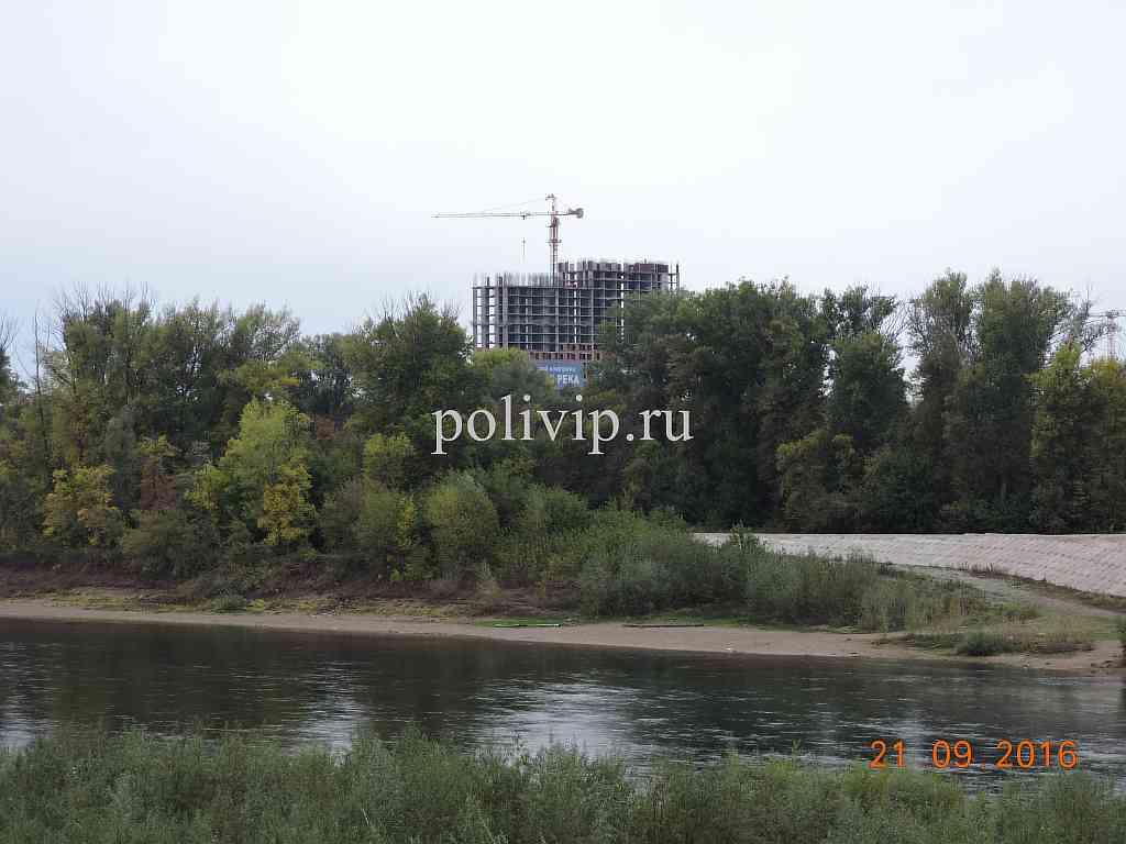 Белая река жилой комплекс