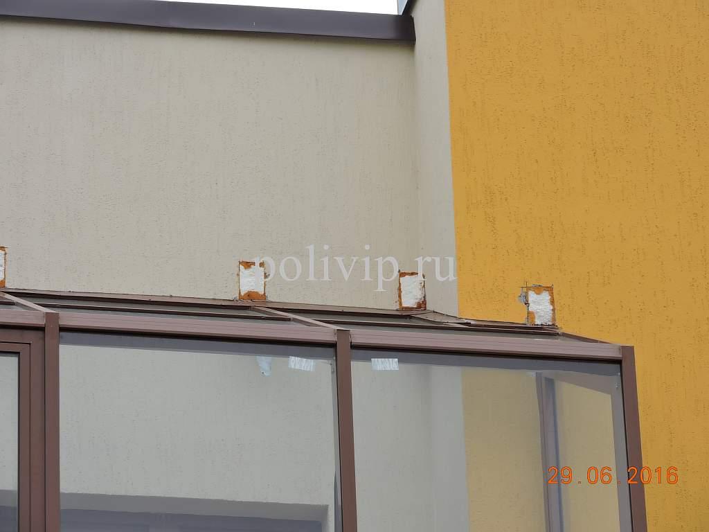 фасад квартиры