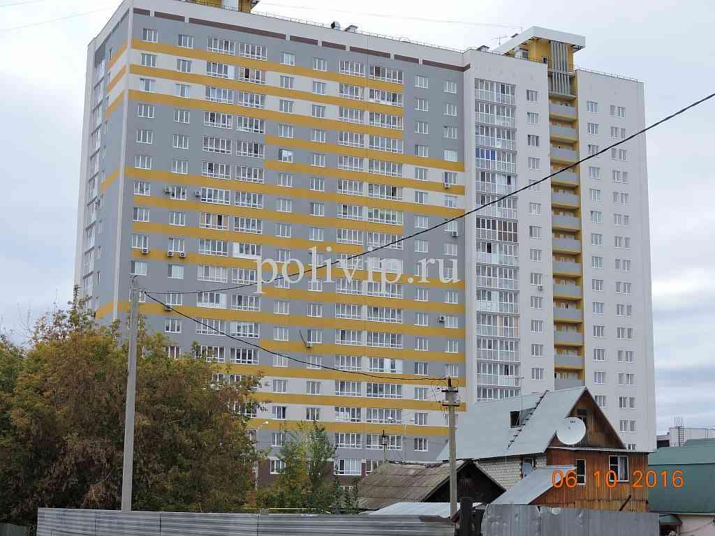 ЖК на Новоселов