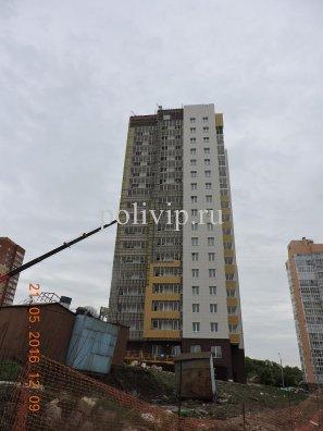 Жилой дом 52 в микрорайоне Колгуевский