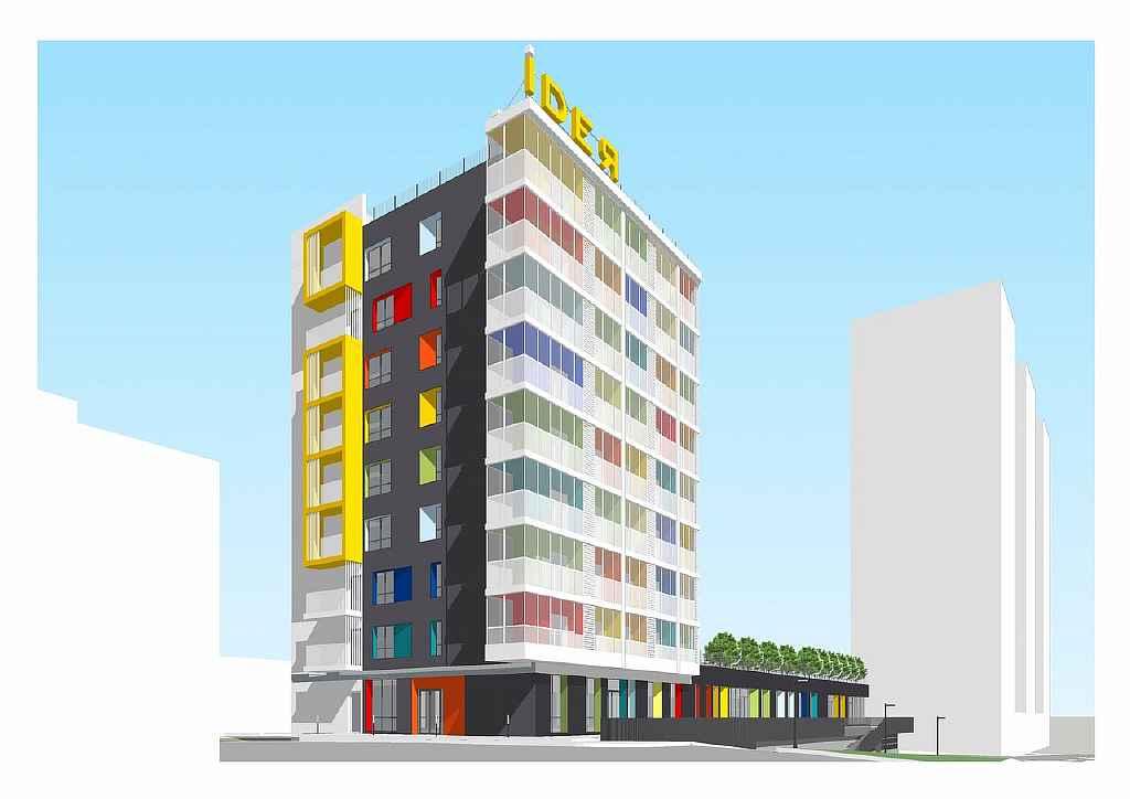 Жилой комплекс Идея - апартаменты